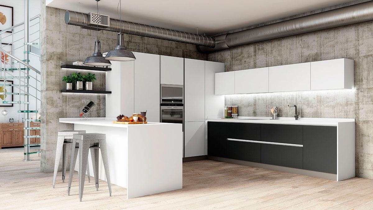 Cocinas en vitoria gasteiz for Cocinas nuevas 2016
