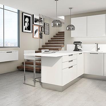 Cocinas en vitoria amafer for Ver fotos de muebles de cocina