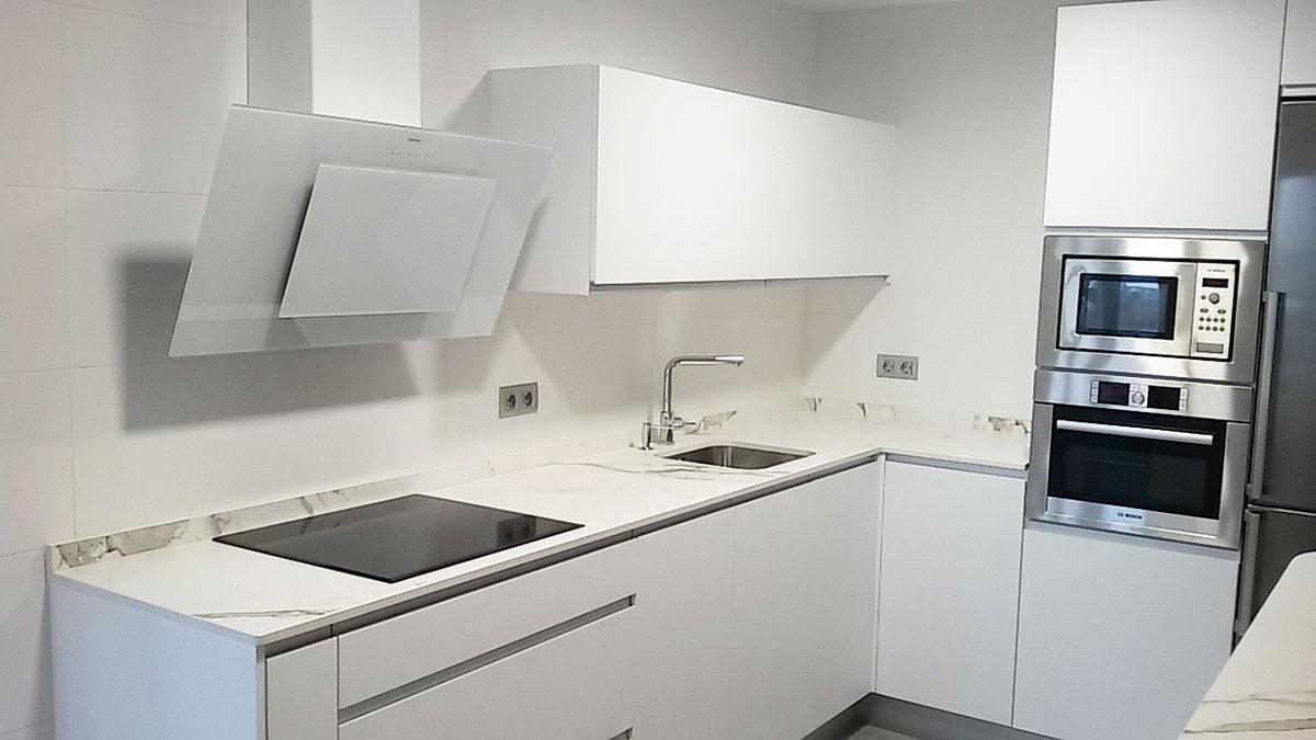 Proyectos de cocinas armarios y ba os en vitoria gasteiz for Cocinas vitoria